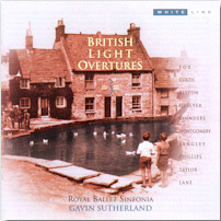 White Line British Light Overtures Volume 3