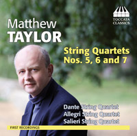 String Quartets Nos. 5, 6 and 7